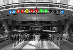 Fulton Center (Robert Wash) Tags: nyc newyorkcity ny newyork subway manhattan lowermanhattan fultonstreet downtownmanhattan newyorkcitysubway fultoncenter