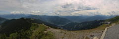 Schmittenhhe (Jannis1999) Tags: panorama canon see sterreich am sigma berge zellamsee moutains zell kaprun schmittenhhe