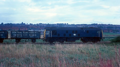 British Rail 24063 Biddulph Valley Line Stoke On Trent (dgh2222) Tags: blue green ford branch north rail railway norton class line trent le valley moors british 24 stoke on the sulzer knotty nsr biddulph staffs 24063