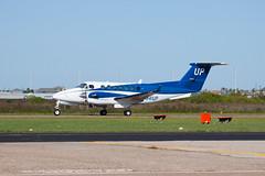 Wheels Up Beech 350i Super King Air (B300) N841UP (jbp274) Tags: airport airplanes beechcraft ras beech portaransas kingair kras superkingair wheelsup b300 bizprop mustangbeachairport