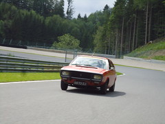 Renault 15 racing at Salzburg Ring circuit (Fuego 81) Tags: salzburg meeting 15 ring renault 17 circuit onk r17 r15 cwodlp 0072zj