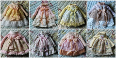 Iriscustom Ooak Blythe Dress