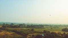 Lubao Hot air Balloon at Pradera Verde (18 of 29) (Rodel Flordeliz) Tags: travel sky hot air balloon billboard adventure oxygen riding hotairballoons pradera pampanga bataan lubao lubaohotair