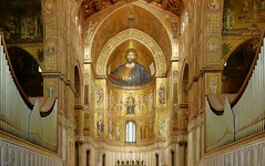 Monreale Cathedral, Sicily, May 2016 603 (tango-) Tags: italy dome duomo monreale sizilien sicilie