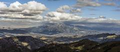 La Maroma (svg74) Tags: sky espaa cloud naturaleza mountain nature landscape andaluca spain cloudy paisaje cielo nubes costadelsol andalusia montaa maroma mlaga