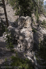 "Rock formation on Elephant Back Trail • <a style=""font-size:0.8em;"" href=""http://www.flickr.com/photos/63501323@N07/26702113836/"" target=""_blank"">View on Flickr</a>"