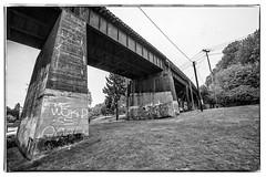 04-27-2016 Old Railroad Bridge (vlad 54) Tags: railroad bridge graffity