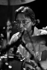 Xavier Rog (Zi Owl) Tags: brussels music concert live gig jazz bruxelles tribute brussel ldh musique pierrevandormael jazzstation leslunidsdhortense