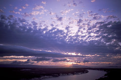 Don Edwards National Wildlife Refuge (Chen Yiming) Tags: river dusk wildlife bayarea santaclara don fujifilm sanfranciscobay edwards provia cloudscape refuge rdpiii