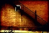 Going Up (Groovyal) Tags: building art stairs fire photography escape steps v burn fireescape goingup groovyal