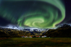 """The Northern Lights"" Iceland (Pepelahuerta) Tags: paisajes iceland bravo auroraborealis pepelahuerta"