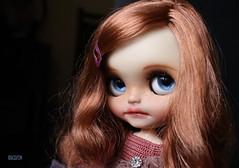 Iriscustom Ooak Blythe Art Doll