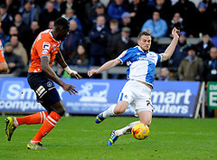"""Bristol Rovers v Luton Town 020116 • <a style=""""font-size:0.8em;"""" href=""""http://www.flickr.com/photos/137502421@N05/24147067356/"""" target=""""_blank"""">View on Flickr</a>"""