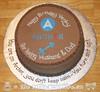 Archer Birthday Cake