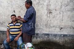 5D8_7240 (bandashing) Tags: street england men manchester sharif shrine sit sylhet bangladesh socialdocumentary earcleaner dargah aoa shahjalal eardoctor bandashing akhtarowaisahmed