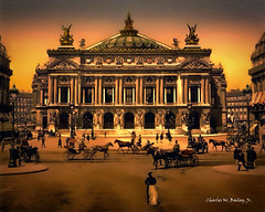 Digital Pastel Drawing of  the Palais Garnier by Charles W. Bailey, Jr. (Charles W. Bailey, Jr., Digital Artist) Tags: paris france art photomanipulation photoshop artwork europe drawing pastel fineart digitalart visualarts operahouse topaz palaisgarnier pasteldrawing parisopera alienskin alienskinexposure digitalartist topazlabs alienskinsoftware topazclean topazdenoise topazdejpeg topazdetail topazclarity topazlenseffects salledescapucines topazrestyle charleswbaileyjr topazimpression