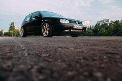 Volkswagen Golf 4 (T1P0K) Tags: car golf 4 stance volksewagen