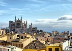 La catedral de la mar (ester68) Tags: sea mar catedral palma palmademallorca illesbalears