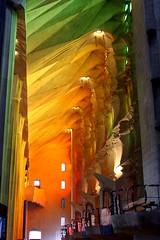 Barcellona Sagrada Familia 4 (luke66.man) Tags: barcelona cruise espana sagradafamilia costacruises costadiadema