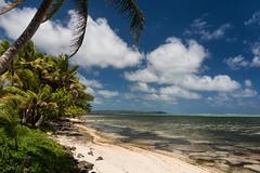 Babeldaob Beach (Warriorwriter) Tags: ocean water island coast surf day cloudy tide idyllic palau pw oceania babeldaob melekeok beachtropical