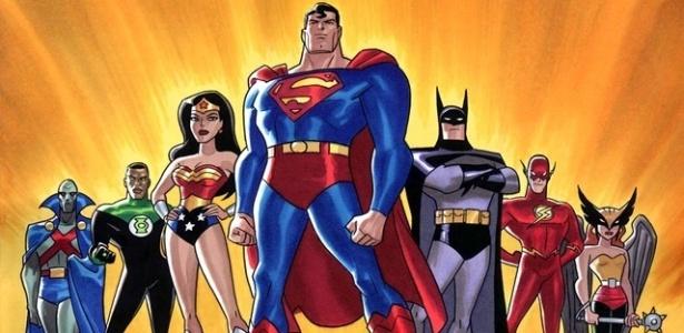 """""""Liga da Justiça"""" terá nova série de TV animada após dez anos"""