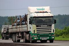 Scania 114L 380   700  45 (RUS) (zauralec) Tags: auto car 45 700 scania 380 rus   kurgan      114l   254 kurgancity therouter254irtysh
