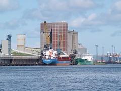 Belfast Harbour (divnic) Tags: uk ireland boat lough ship ships vessel belfast cargo northernireland ni countyantrim irishsea lagan cargoship riverlagan belfastlough belfastharbour generalcargo generalcargoship arklowrogue belfastloch wilsonsund imo9344526 mvarklowrogue mvwilsonsund 9344526 imo8918473 8918473