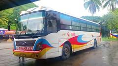 GL Trans 616 (JanStudio12) Tags: bus buses jan space transit baguio trans gregory hyundai hino pinoy aero cordillera 612 fanatic gl pbf 513 955 lizardo paganao