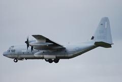 166512 KC-130J US Marine Corps (corrydave) Tags: military shannon hercules c130 usmarines usmilitary c130j 5554 kc130j 166512