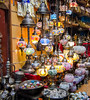 Lamps in the Souk (Tex Texin) Tags: shop booth lights colorful crafts middleeast souk vendor lamps oman seller muscat muttrah mutra