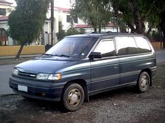 Mazda MPV V6 GL 4WD 1996 (RL GNZLZ) Tags: 1996 4wd mazda gl mpvv6