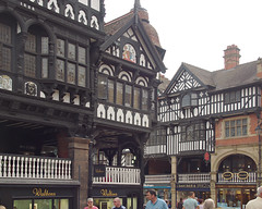 Photo of The Rows, Chester