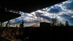 2013-10-19 15.58.25 (Michael Mckinney (Find my Twitter @MMckinneypho) Tags: sun canada calgary mobile clouds landscapes phone cell explore alberta htc