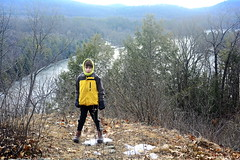Above the Connecticut (rachel.roze) Tags: river vermont wilder connecticutriver locky february2016