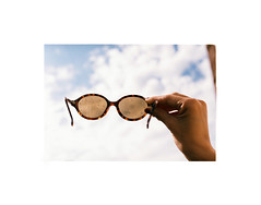 we miss summer rain (Marek Pupk) Tags: life summer sky color classic film sunglasses rain horizontal clouds composition analog canon lens photography eos photo europe hand image 5 central picture documentary raindrops slovakia through a2 ef5018