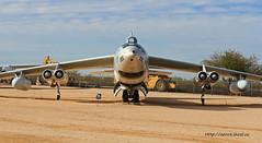 Boeing EB-47E Stratojet ~ 53-2135 (Aero.passion DBC-1) Tags: museum plane tucson aircraft aviation muse pima boeing preserved ~ avion airmuseum airspacemuseum b47 stratojet aeropassion musedelair dbc1 prserv 532135