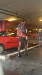B02 (Stockings Hunter Love ff) Tags: street legs candid voyeur upskirt stocking bas nylon