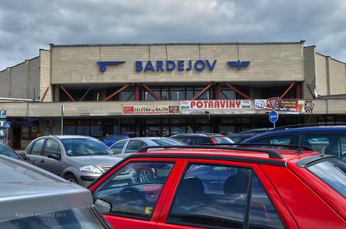 Bardejov 2013 - railway station