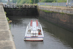 Princess Katherine (North Ports) Tags: manchester canal ship princess katherine locks peel trafford salford ports msc irlam mmsi 235099884