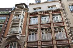 Lille - Rue de la Quenette