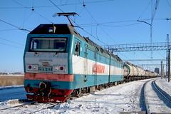 2ES6-021 (zauralec) Tags: station 021 поезд локомотив станция электровоз ржд sinara rzd shchuchye синара щучье 2es6 2es6021 2эс6 2эс6021