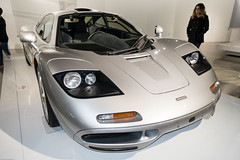 McLaren F1 (S000724) (Thomas Becker) Tags: auto copyright history classic car museum racecar vintage geotagged losangeles automobile raw thomas c sony iii kultur culture automotive f1 voiture mclaren bmw bil vehicle oldtimer british 1995 racer fahrzeug v12 petersen becker geschichte youngtimer britisch automobil  2470 aviationphoto 160131 dsxrx100 dscrx100m3 geo:lat=340626800 geo:lon=1183610300