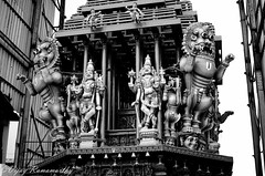 Parthasarathy Temple Car (Thiru Ther) (Vijay Ram) Tags: festival temple temples gods krishna hindu chennai tamilnadu southindia chariots parthasarathy triplicane
