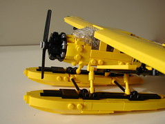 Bellanca CH-300 (4) (henrik.soeby) Tags: lego aircraft tintin bellanca