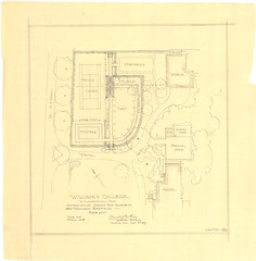 00318-108 (Olmsted Archives, Frederick Law Olmsted NHS, NPS) Tags: williamscollege williamstownma