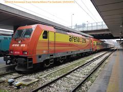 E483.019 ARENAWAYS (Luca Adorna) Tags: regionale milanoportagaribaldi e483 arenaways e483019 e483arenaways