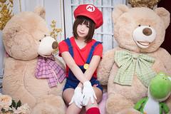 P75_011 (ms09Dom) Tags: cosplay コスプレ マリオ 五木あきら itsukiakira studioazure