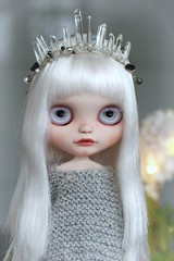 Milk as ice queen :D