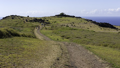 Orongo (blueheronco) Tags: volcano pacificocean easterisland rapanui ranokau isladepascua orongo orongovillage