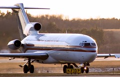 Kalitta Charters 727-200 N722CK (indavewetrust) Tags: boeing worcester 727 charters boeing727 korh orh kalitta worcesterairport n722ck